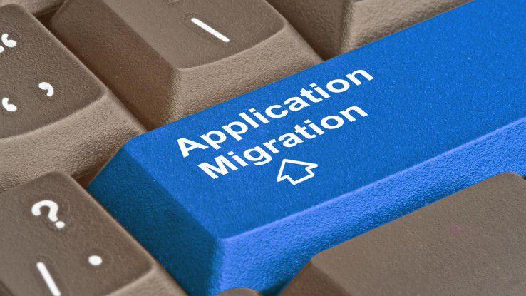 Nicht jede Anwendung lässt sich problemlos in die Cloud migrieren.