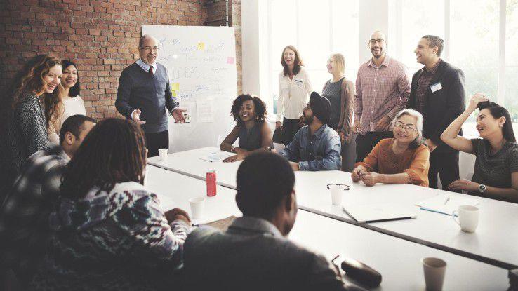 International erfolgreich durch werteorientierte Unternehmenskultur und Führung.