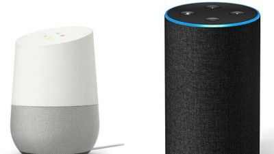 Kaufberatung: Google Home vs. Amazon Echo - Foto: Google/Amazon