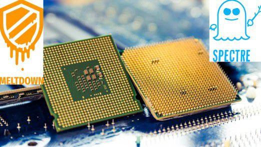 """Intel arbeitet weiter daran, Anwender vor den beiden Angriffsszenarien """"Meltdown"""" und """"Spectre"""" zu schützen."""