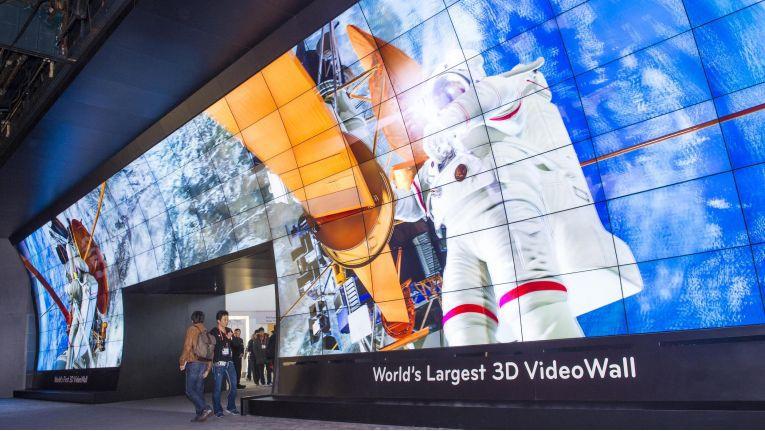 Atemberaubende Wiedergabe digitaler Medieninhalte - LED Videowalls machen es möglich.