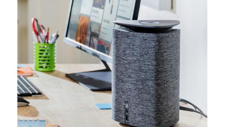 HP bringt mit dem Pavilion Wave einen PC mit Alexa-Integration auf den Markt.