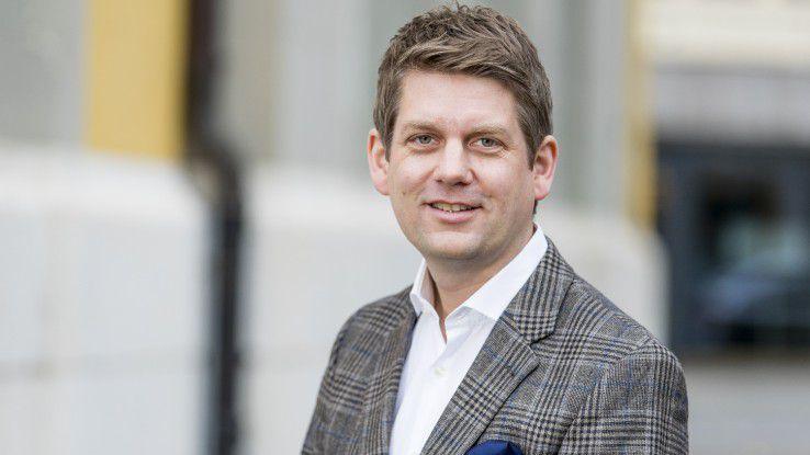 Oliver Wegner, CEO von evolutionplan, betreut vom 24. Januar bis 6. Februar den Karriereratgeber.