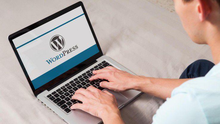WordPress Installationen werden oftmals von Hackern angegriffen.