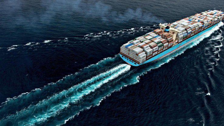 Die Abwicklung des Frachtverkehrs über die sieben Weltmeere soll mit Hilfe der Blockchain-Technik einfacher werden.