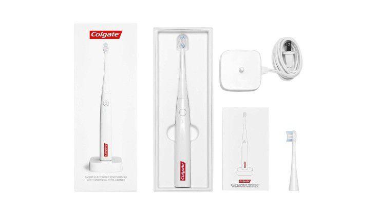 Colgate und Apple machen gemeinsame Sache bei der smarten Zahnpflege.