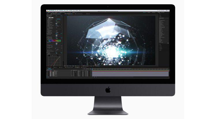 Der schnellste Mac aller Zeiten im Test. Wir sagen Ihnen, ob Sie einen iMac Pro brauchen.