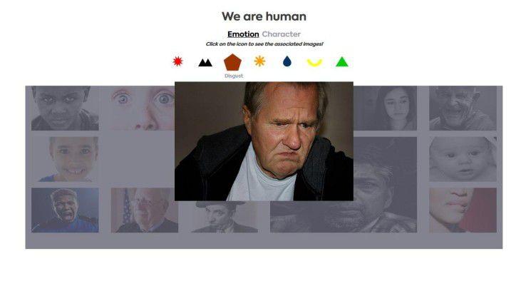 Die Technologie von Human erkennt den Gemütszustand von Menschen.