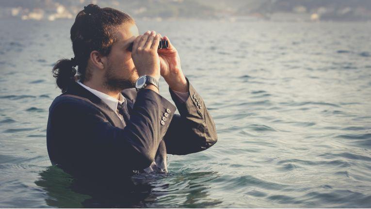 Wenn das Wasser langsam in Richtung Hals wandert, könnte es Zeit für neue Perspektiven sein. Auch beim Thema Datenschutz.