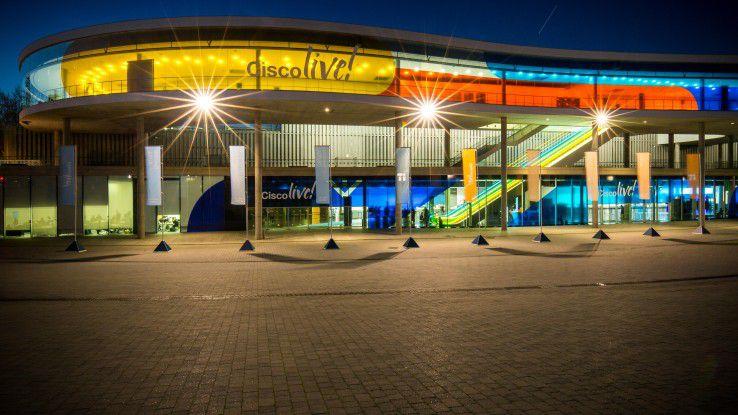 Auf der Hausmesse Cisco Live! 2018 präsentierte der IT-Ausrüster seine Vision eines Netzes im Zeitalter der Digitalisierung.