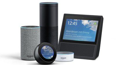 Smart Home: Amazon Echo, Echo Plus und Echo Dot mit Alexa im Test - Foto: Amazon