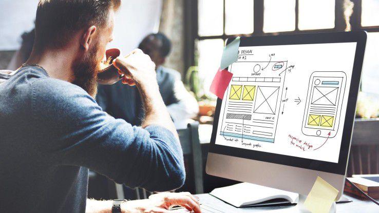 Web Design hört nicht bei den Frames auf. Websites, die ihre Besucher mit auf eine Reise nehmen sollen, fahren gut mit Storyframes und Storytelling.