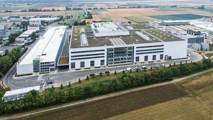 In der Technologiefabrik Scharnhausen sammelt Festo Erfahrungen in Sachen IoT und Industrie 4.0.