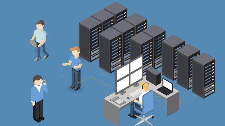 Klassische Hosting-Services behalten auch im Cloud-Zeitalter ihre Berechtigung.