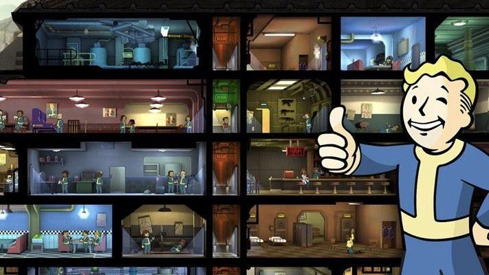 Fallout Shelter - ist eine spaßige und anspruchsvolle Simulation