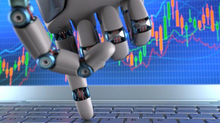 Mithilfe Künstlicher Intelligenz optimieren Banken ihre Prozesse und verbessern die Customer Experience.