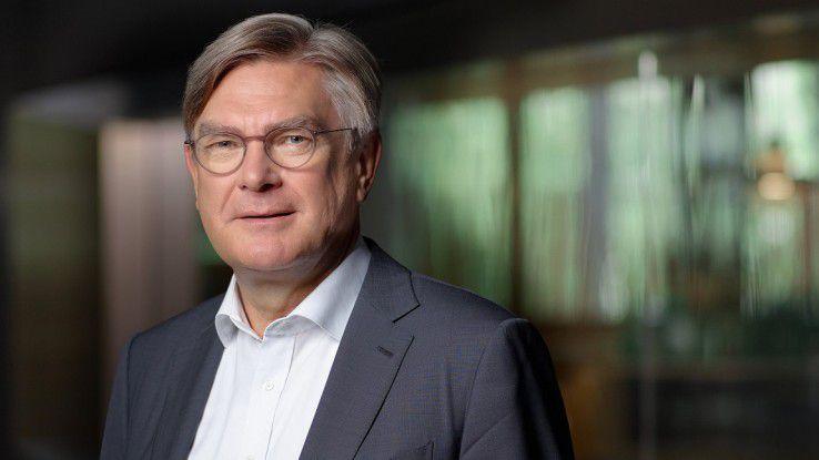 Michael Kleinemeier, Mitglied des Vorstands der SAP SE, Digital Business Services