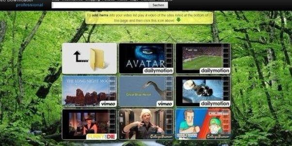 Video Downloader professional ist nur eine von diversen Erweiterungen, mit denen sich über den Browser gestreamte Videos bequem auf der Festplatte speichern lassen.