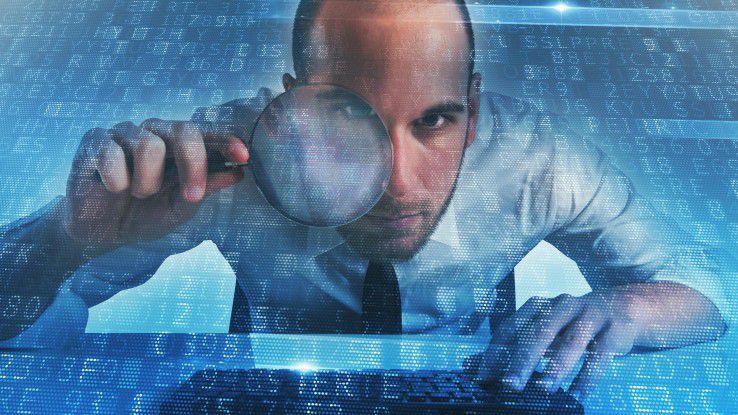 In Deutschland ist die Mitarbeiterüberwachung durch Kontrollprogramme nicht erlaubt.