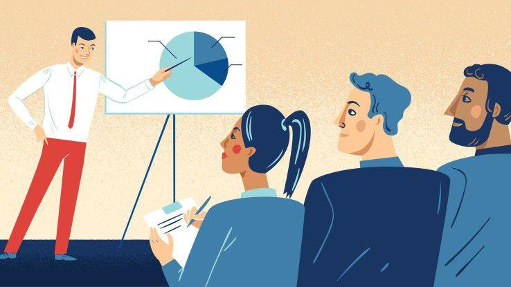 Ein überzeugendes Pitch Deck allein reicht nicht. Auch der Business Plan/Finanzierungsplan muss punkten.