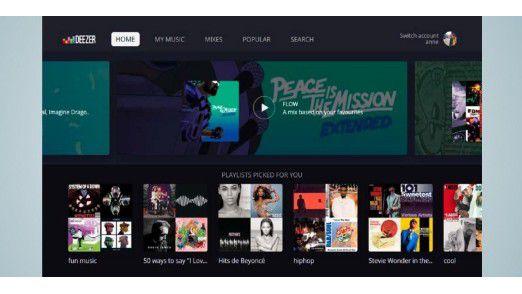 Bei Deezer lässt sich Ihre Musik nicht nur vom Android-, Windows- und Apple-Geräte streamen. Auch auf Ihrem Fernseher mit Android-TV-Betriebssystem, Ihrem Amazon Fire TV und mit vielen weiteren Geräten ist die Nutzung möglich.