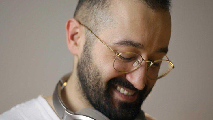 Melikshah Ünver ist CEO der digitalen Recruitment-Plattform Taledo.