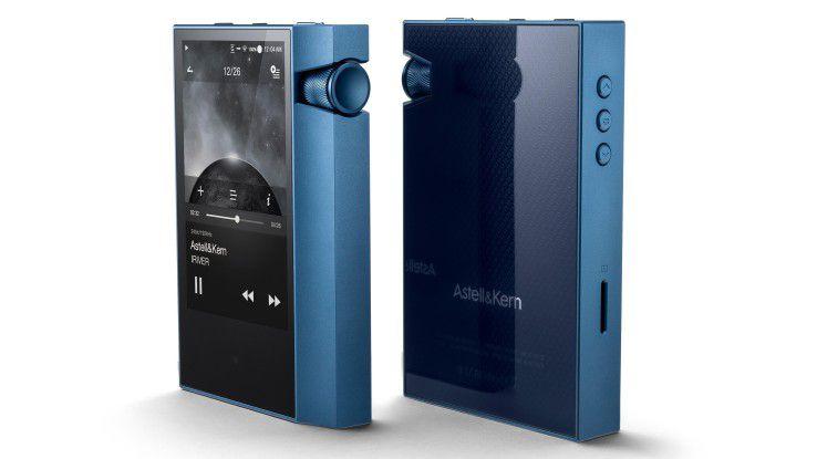 Astell & Kern legt bei seinem portablen Mediaplayer AK70 nach. Wir sagen Ihnen, was die Mark-2-Variante besser kann.