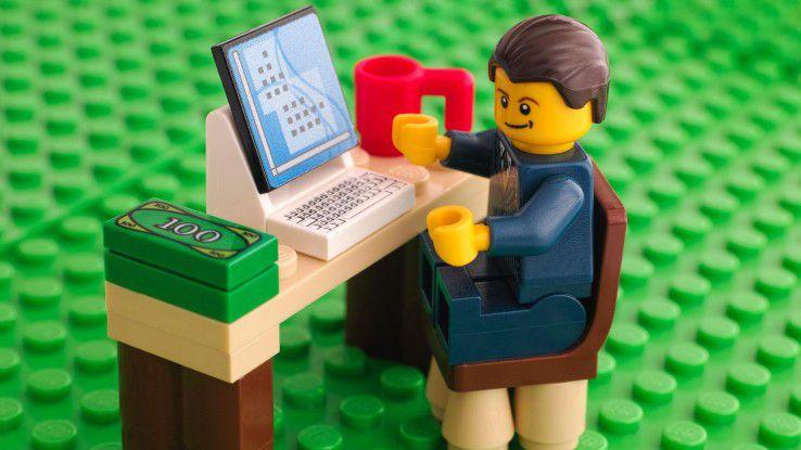 Softwareentwicklung nach dem Low-Code-Prinzip: Wir sagen Ihnen, was dahinter steckt.