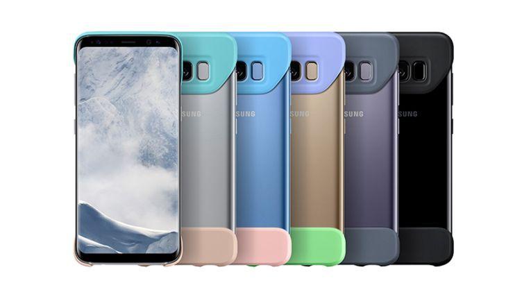 Handyhüllen für das Galaxy S8 und das S8+