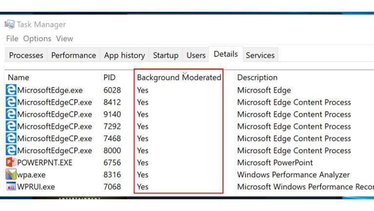 Power Throttling in Windows 10 soll Prozesse deutlich energiesparender verwalten.