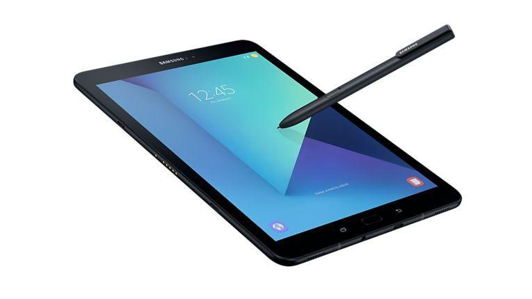 Der Eingabestift S-Pen bringt zahlreiche Zusatzfunktionen für das Galaxy Tab S3.