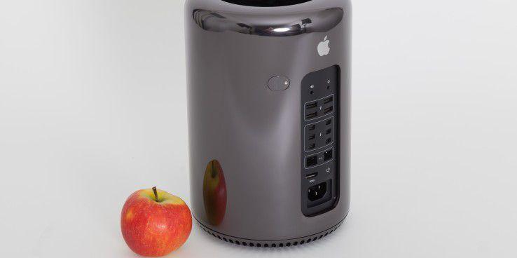 Siri Lautsprecher soll wie ein Mac Pro aussehen