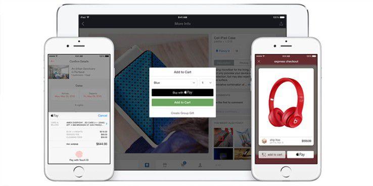 Apple Pay ist ab heute in Italien verfügbar.