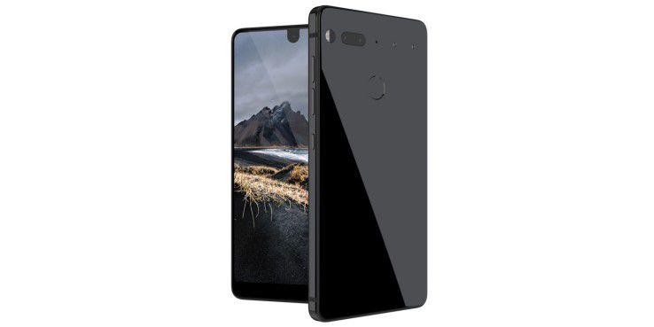 Das Essential Phone - offiziell vorgestellt von Android-Erfinder Andy Rubin