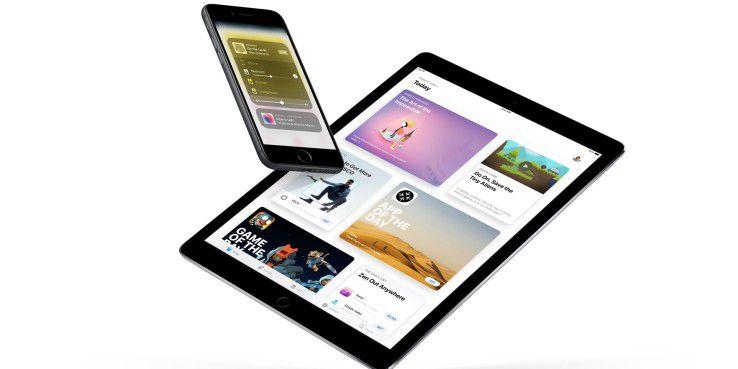 Insbesondere für iPad-Nutzer ist das Update auf iOS 11 attraktiv.