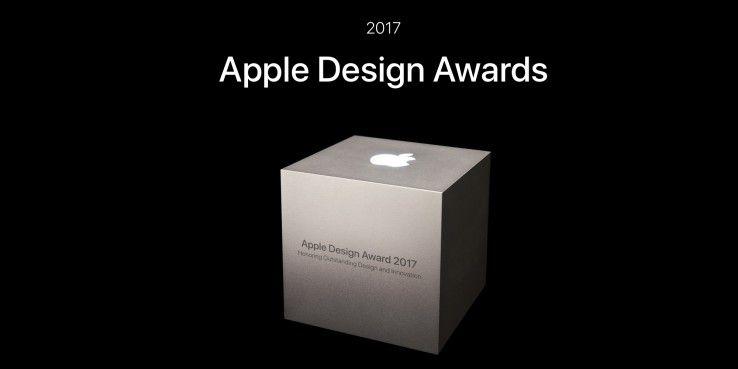 Während der WWDC 2017 wurden insgesamt zwölf Apps mit dem Apple Design Award 2017 ausgezeichnet.
