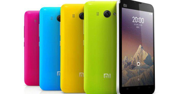 Xiaomi bietet viele preiswerte und ansehnliche Smartphones an.