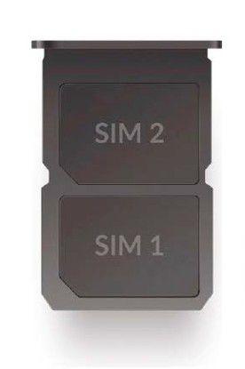 Hat ein Smartphone, wie das Oneplus 3T, keinen Micro-SD-Slot, steht für jede SIM-Karte ein eigener Steckplatz bereit. Sonst kommt oft ein Hybrid- Slot zum Einsatz.
