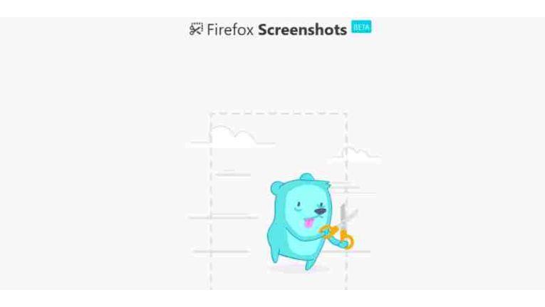 Firefox Screenshots gehört zu den Neuerungen von Firefox 56