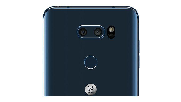 Die Kamera ist ein Highlight des LG V30, denn sie kommt mit einzigartigen Videofunktionen.
