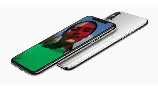 Das iPhone X verkaufte sich gut nach dem Verkaufsstart Anfang November.