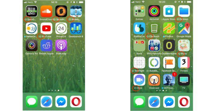 XXL-Apps sind nun in der iCloud