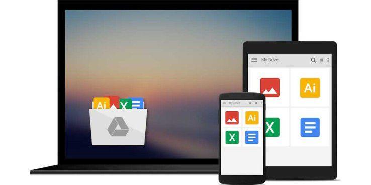 Installieren Sie Google Drive auf Ihrem iPhone und starten Sie die Sicherung von Kontakten, Kalender und Fotos.