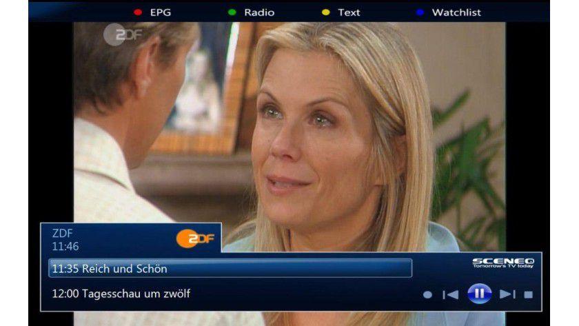 VistaTV ermöglicht PayTV und HDTV auch unter Windows Vista. Foto: Sceneo