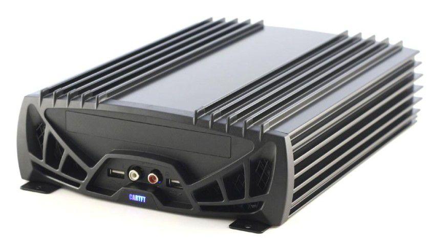VoomPC-2: PC-Plattform für Autos. Foto: CarTFT