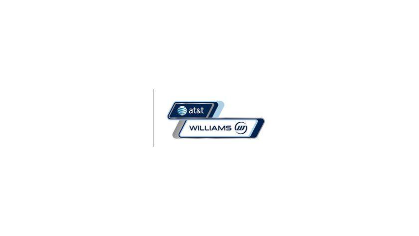 Neues Logo: at&t nimmt eine dominierende Rolle ein.