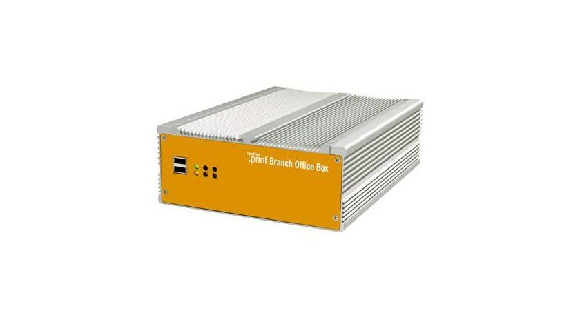 Die neue Branch Office Box von ThinPrint. Foto: ThinPrint