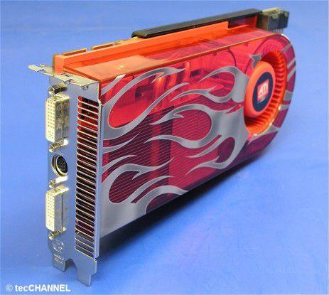 Der Testkandidat: Die Referenzkarte von ATI ist mit dem Radeon HD 2900 XT bestückt – das ist zurzeit das schnellste Modell des kanadischen Grafikchip-Herstellers.