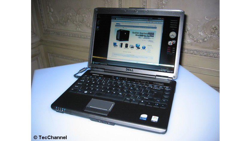 Vostro 1400: Dell führt unter dem Namen Vostro eine neue Produktfamilie für kleine Unternehmen ein.