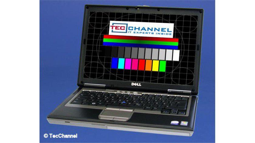 Dell Latitude D630: Das 14,1-Zoll-Business-Notebook ist mit integrierter oder diskreter Grafik lieferbar.